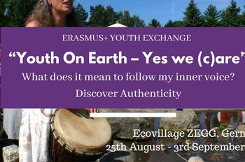 Youth Exchange: Youth on Earth – yes we c(are)