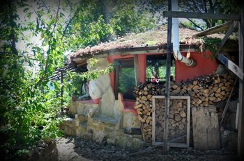 Visiting the neighbourhood of Ecovillage Istria